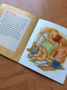 Vorbereitungen auf das Geschwisterkind - Gemeinsame Lektüre